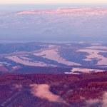 Aerial view mountains — Stock Photo #55044321