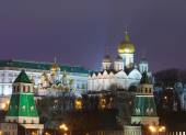Moscow Kremin Cathedral — Stock Photo