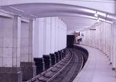 Subway transportation — Stock Photo