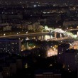 Moscow night aerial — Stock Photo #55060637