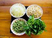 Mistura de legumes — Fotografia Stock