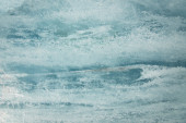 Glacier blue ice background — Stock Photo