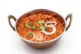 Kidney Beans Dish or Rajma Masala — Stock Photo