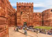 Agra Red fort, Jaipur, India — Stock Photo