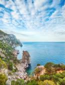Rocky seascape of Crimea, Ukraine — Foto de Stock