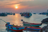 Pesca tradicional de Asia — Foto de Stock