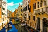 Venice, its canals, beauty and  tranquility — Stock Photo