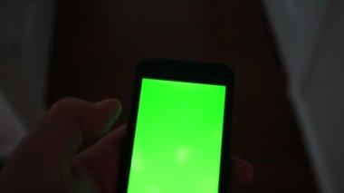 Using A Smart Phone — 图库视频影像