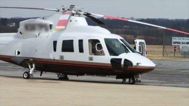 Vrtulník — Stock video