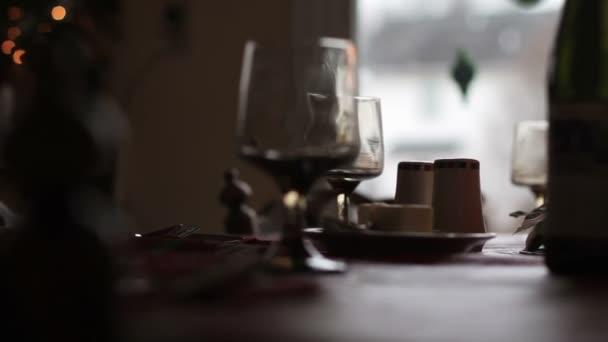 Juego de mesa — Vídeo de stock