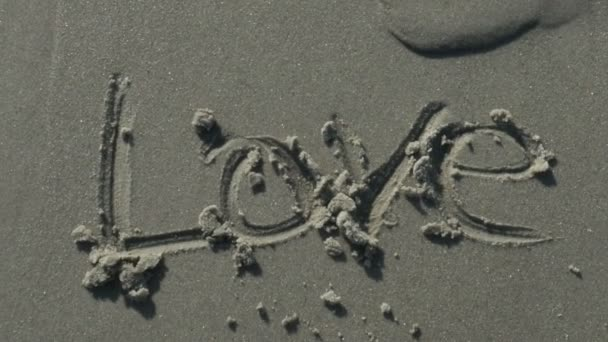 Love Written on the Sand — Vidéo