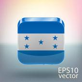 Flag of Honduras — Stock Vector