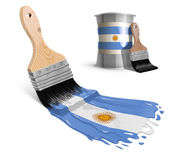 Flag of Argentina — Stock Vector