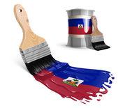 Flag of Haiti — Stock Vector
