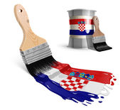 Flag of Croatia — Stock Vector