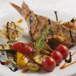 Grilled fish — Stock Photo #58939589