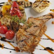 Grilled fish — Stock Photo #58939695