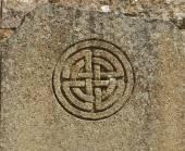 Celtic symbol — Stock Photo