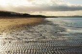Edinburgh beach — Stock Photo