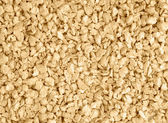 Cat litter macro texture background — Stock Photo