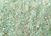 Spa bath salt crystals background texture — Foto Stock
