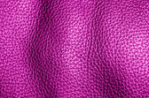 Pink leather texture — Stock Photo