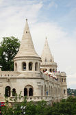 Budapest Fisherman's Bastion — Stock Photo