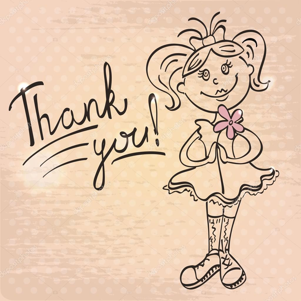 Thank You Flower Coloring Pages