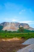 Cantera de piedra — Foto de Stock