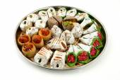 Indian sweets, mithai — Stock Photo