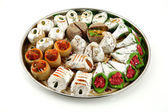 Indian sweets, mithai — Stockfoto