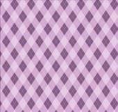 Purple argyle pattern — ストックベクタ