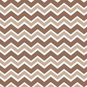 Neutrale kleur chevron — Stockvector