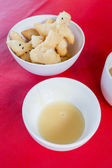 Chinese dessert,patongkoh — Stock Photo