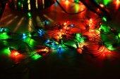 Étincelles multicolores — Photo