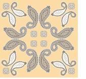 Orient ornament pattern — Stok Vektör