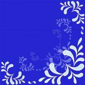 Abstract swirl pattern. vector illustration — Vetor de Stock