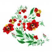 Traditional slavs pattern. vector illustration — Stock Vector