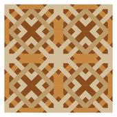 Arabesque pattern, vector tiling blocks — Vector de stock