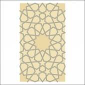 Arabesque pattern, vector tiling blocks — Stockvektor