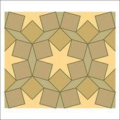丰富多彩的马赛克图案,平铺块 — 图库矢量图片