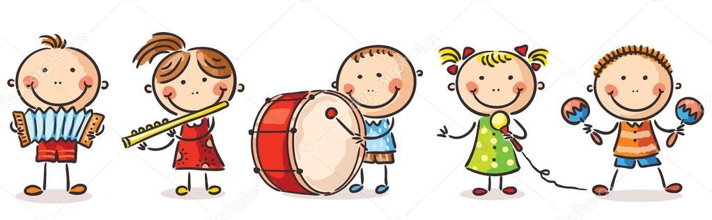 Музыкальные картинки для детей скачать бесплатно 11