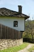 Bulgarian village - 3 — Stock Photo