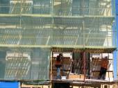 Scaffolding - 2 — Stock Photo