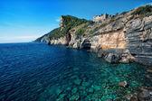 Portovenere seaside, Italy — Stock Photo