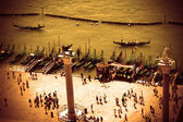 Venice from the campanile of San Marco — Stockfoto