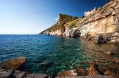 побережье портовенере, италия — Стоковое фото