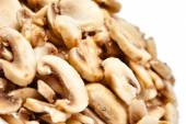 Sliced mushrooms — Stock Photo