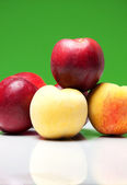 Mixed fruit — Stock Photo