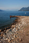 Lake Maggiore in northern Italy — Stock Photo